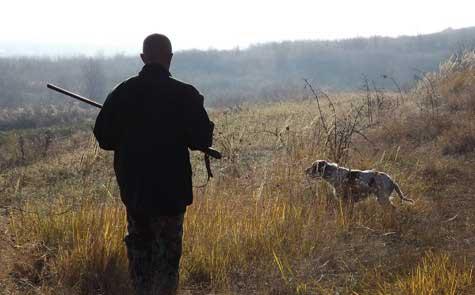 Campeonato caza menor con perro